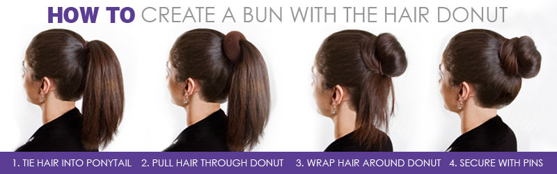 Dec 17,  · Watch video · Hair doughnuts are a great way to create the perfect bun. This Videojug film will show you the proper way to use a hair doughnut.